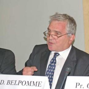 Vendredi 26 avril à 20h30 : Conférence Publique du Pr Belpomme au Vallon