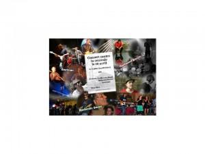 Guillaume Boust : Auteur compositeur Interprète nantais, influencé par Nougaro, Noir Désir, Yves Jamait et Léo Ferré. Sa musique aux accents jazz et rock se mêle à la poésie de textes inspirés du quotidien et résolument tournés vers l'humain. Il est entouré de 4 musiciens talentueux. Médecine Douce : Groupe de « reggaedub» issu de la région brestoise Anatman : Depuis 2005 ce groupe de 3 musiciens distille ses multiples influences (rock, funk, pop...) pour en livrer un son rock puissant et subtil aux accents expérimentaux. Les textes dans la langue de Shakespeare nous parlent d'oublis, de rêves, de morsures et d'échéances subliminales... Passionné, fiévreux, complice, inspiré, mystique, Anatman est un rendez-vous musical débordant d'énergie et de mélodies pop amères.