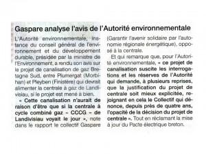 Ouest France 23-05-2014 (Page Finistère)