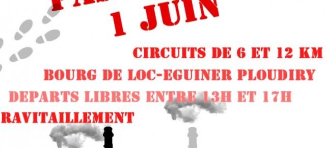 Randonnée dimanche 1er juin 2014 à Loc Eguiner