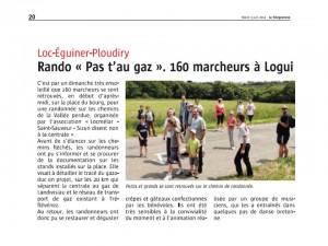 Le Télégramme du 3-06-2014 (Loc Eguiner-Ploudiry)