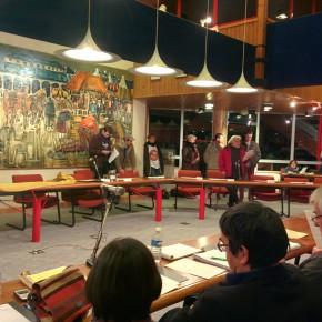 Conseil municipal interrompu : notre déclaration