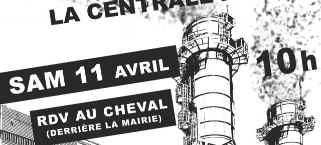 Grande Manifestation à Landivisiau samedi 11 avril à 10 Heures