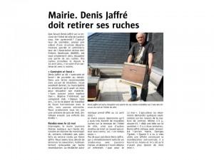Le Télégramme 23-04-2015 (Page Landivisiau)