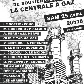 Fest-Noz à Commana le samedi 25 avril 2015