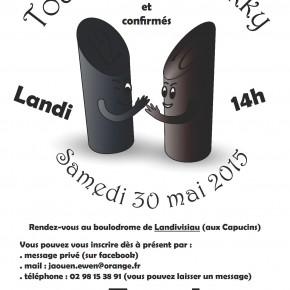 Tournoi de Molkky samedi 30 mai 2015