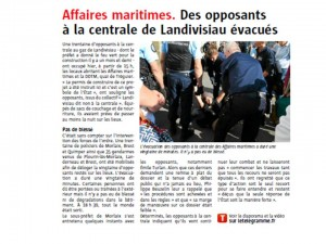 Le Télégramme 20-06-2015 (page Morlaix)