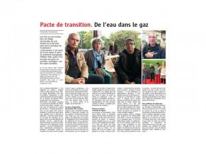 Le Télégramme 26-08-2015 (Page Douarnenez)