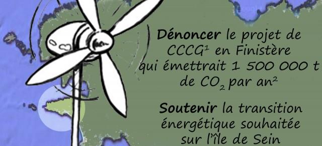Mobilisation citoyenne pour le climat, dimanche 6 décembre, à la Pointe du Raz