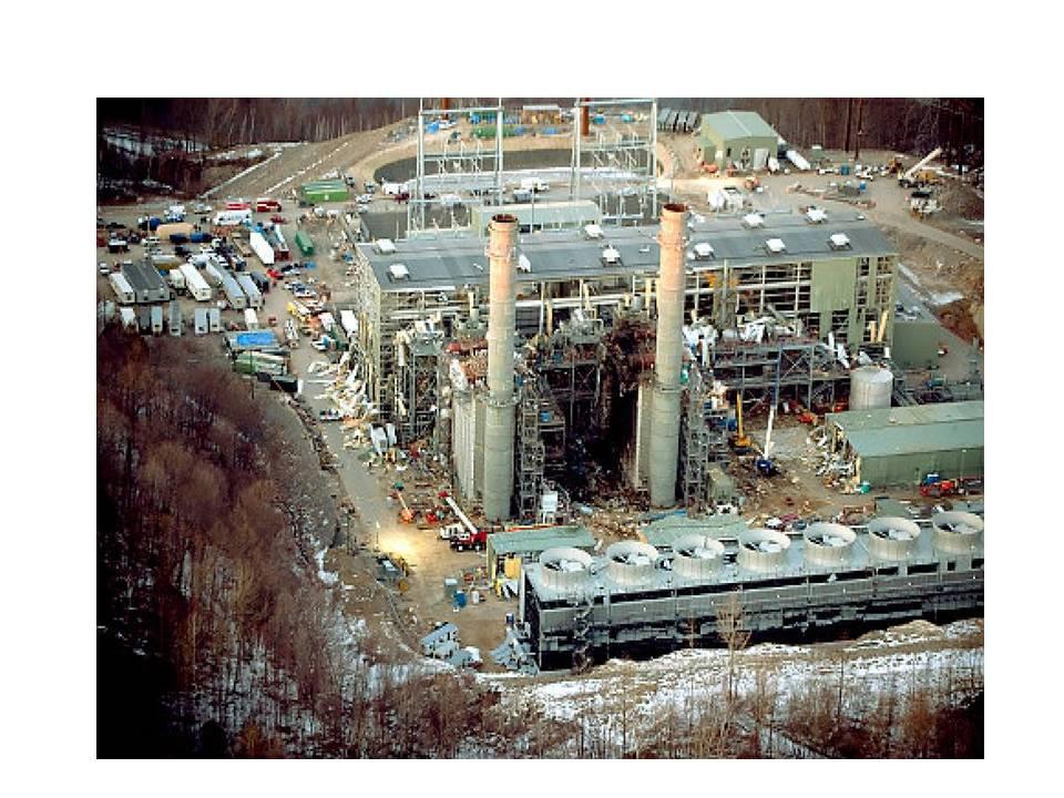 centrale à gaz de Middletown