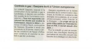 Ouest-France 05-03-2016 (Page Finistère)