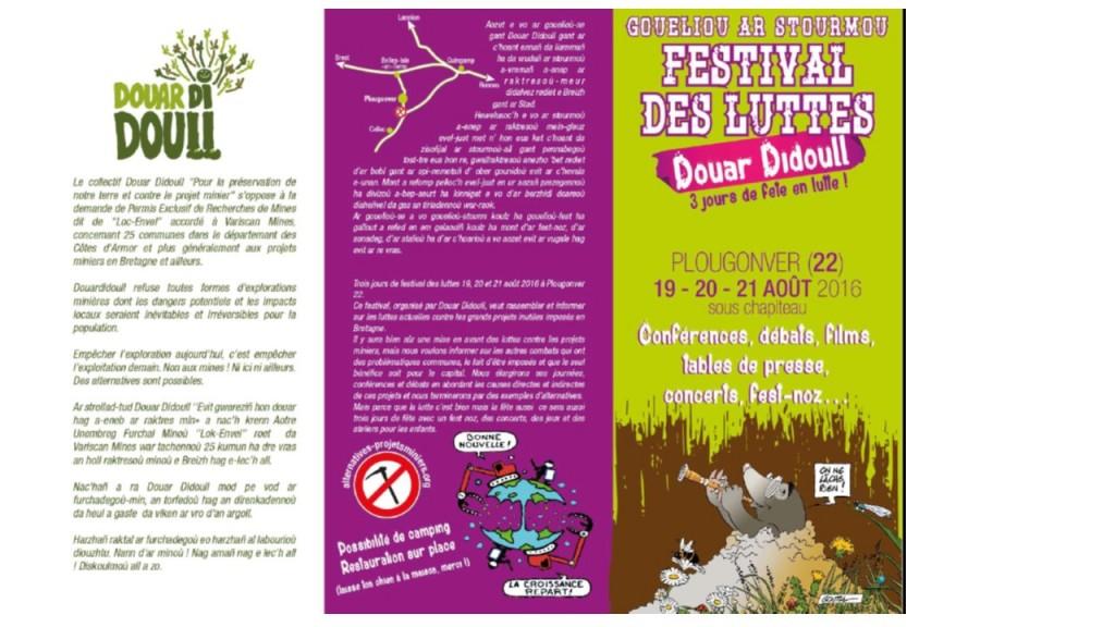 Festival des Luttes 1