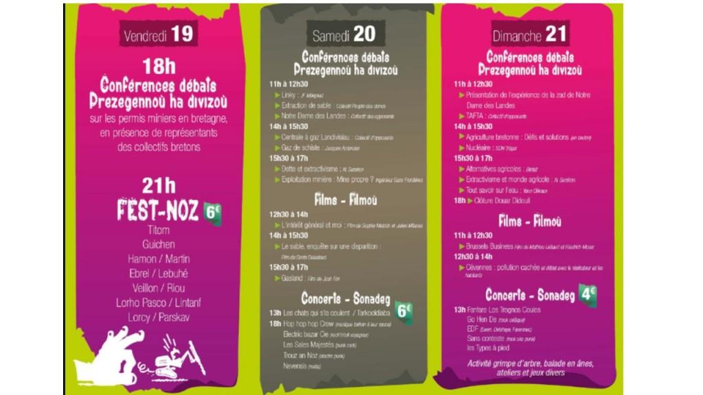Festival des Luttes 2
