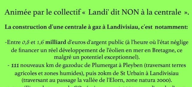 Réunion d'information le 25 mai : la centrale et son gazoduc ...