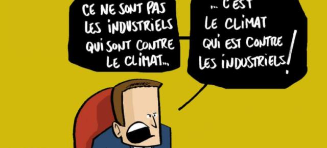 """Comment les lobbys industriels ont saboté les réformes voulues par les citoyens de la Convention climat (par """"BASTAMAG"""")"""